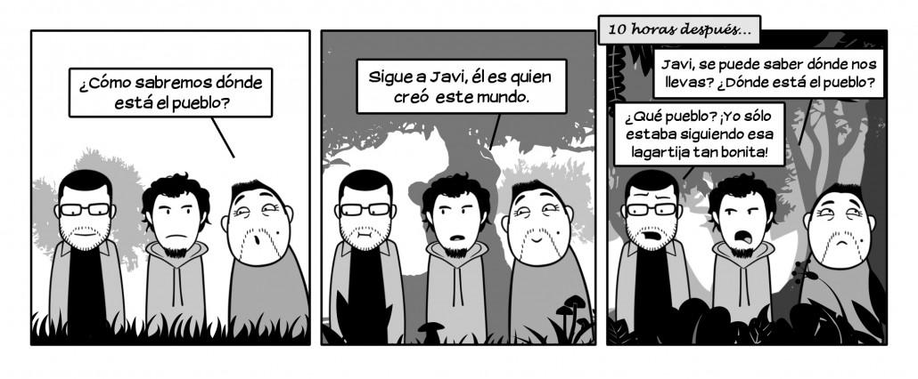 Martín es el único animal que tropieza siempre con la misma piedra: Confiar en Javi